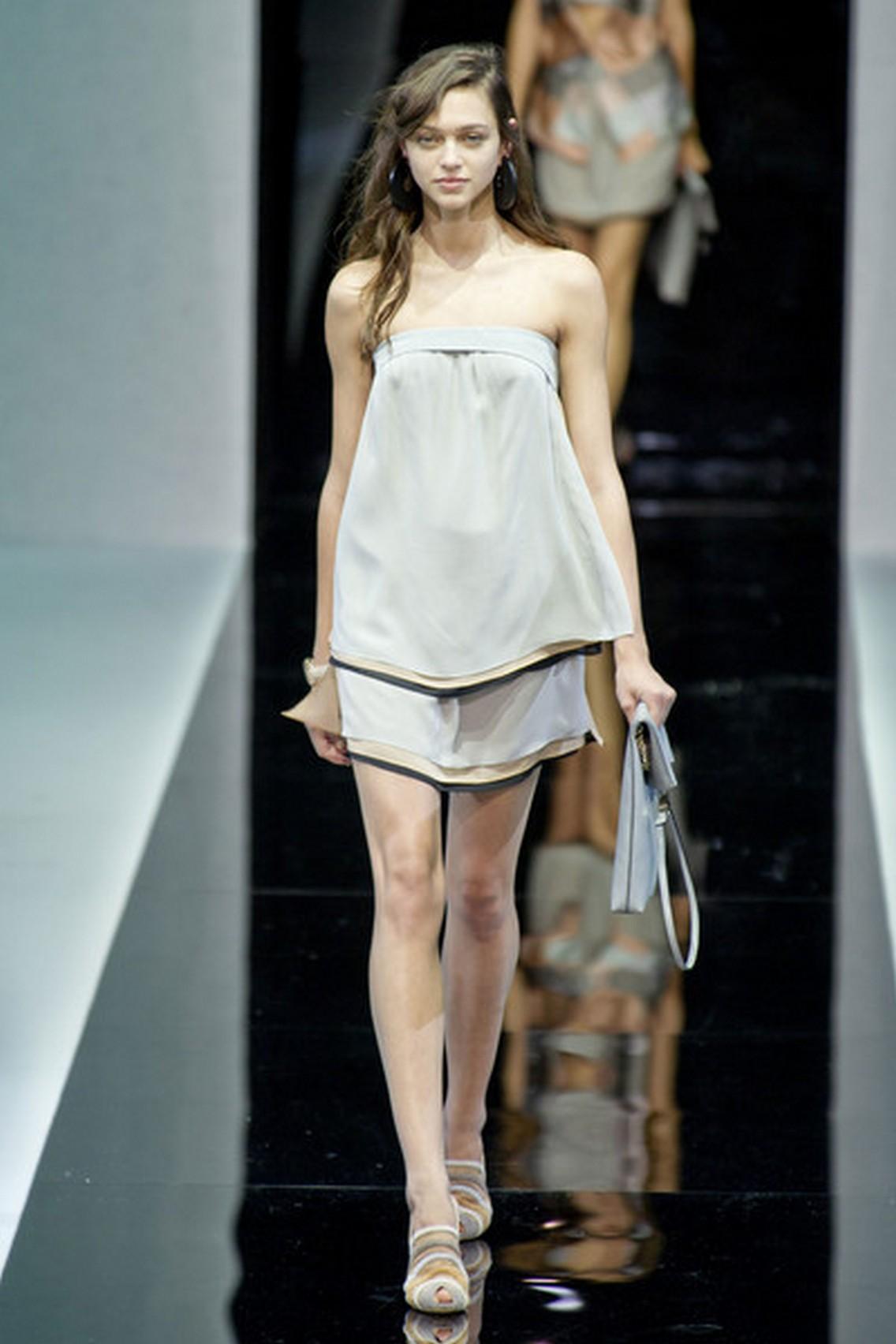 Emporio Armani 2014 milan fashion week Day 3 and 4 Highlights, Milan Fashion Week, Spring Summer 2014 Emporio Armani Spring Summer 2014 2