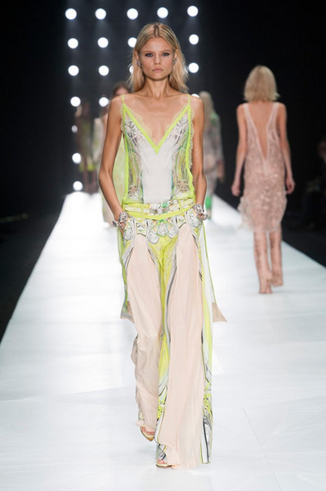Roberto Cavalli 2014 milan fashion week Day 3 and 4 Highlights, Milan Fashion Week, Spring Summer 2014 Roberto Cavalli Spring Summer 2014 3