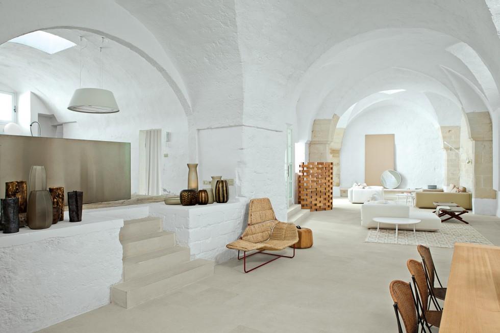 """BeOriginal by ELLE DECOR ITALIA_Palomba living room"""