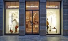 """Hermès New Flagship Store in Via Montenapoleone"""