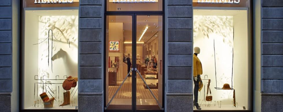 """Hermès New Flagship Store in Via Montenapoleone"" hermes Hermes New Flagship Store in Via Montenapoleone hermescoverrr 980x390"