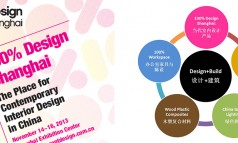 100% Design Shanghai - Top International Design in China