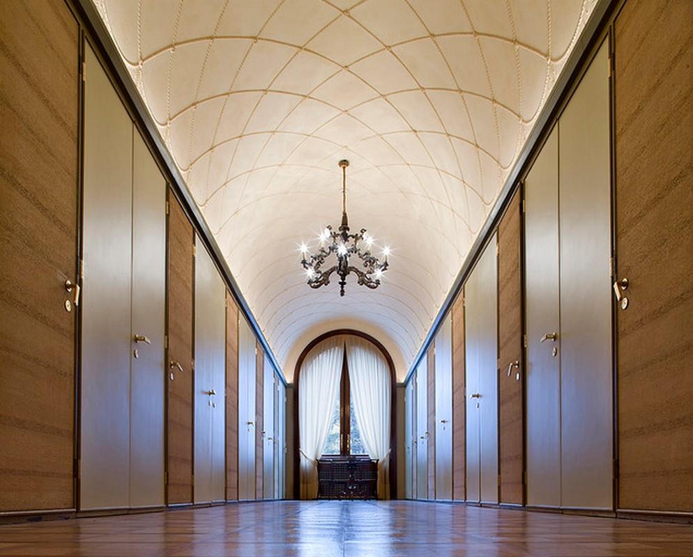 High fashion and society in milan jole veneziani for Villa necchi campiglio milano