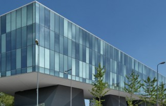 Parallelo: An Eco-Friendly Vitruvian Triangle Building in Milano