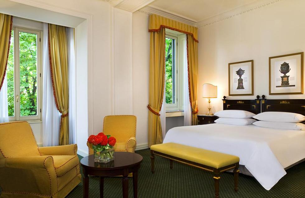 5 stars milan hotels - sheraton diana majestic milan luxury hotels Top 5 Milan Luxury Hotels sheraton diana majestic 1
