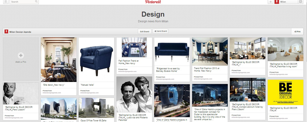 """Milan Design Agenda, Best of Design 2013 Pinterest Board"" Milan Design Agenda, Best of Design 2013: Pinterest Board Milan Design Agenda, Best of Design 2013: Pinterest Board Milan Design Agenda Best of Design 2013 Pinterest Board 980x390"