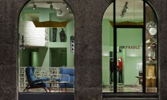 """Fragile Milano New Milan Art Design Gallery"""
