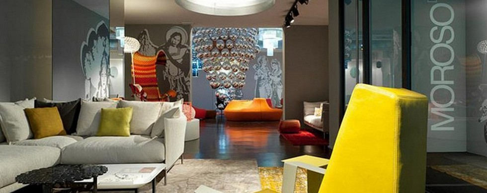 Milan interior design furniture shops (part 1) interior design furniture shops Milan interior design furniture shops (part 1) Milan Interior Design Furniture Shops part 1 Moroso Milan Showroom COVER MDA 980x390