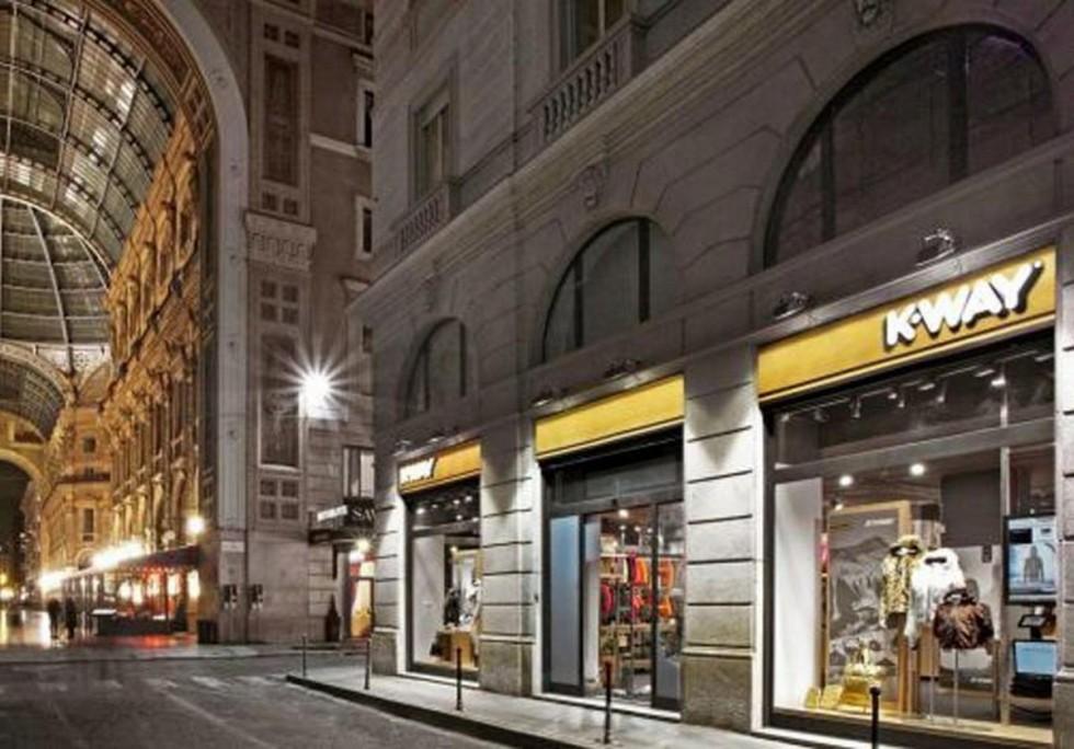 """New openings in Milan Luxury Avenues-KWay"" New openings in Milan Luxury Avenues New openings in Milan Luxury Avenues New openings in Milan Luxury Avenues KWay e1389789453828"