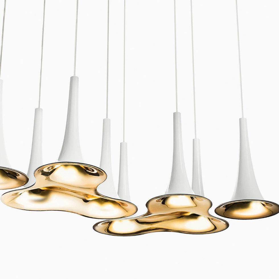 milan design week 2014 10 hot lighting trends at euroluce 2014. Black Bedroom Furniture Sets. Home Design Ideas