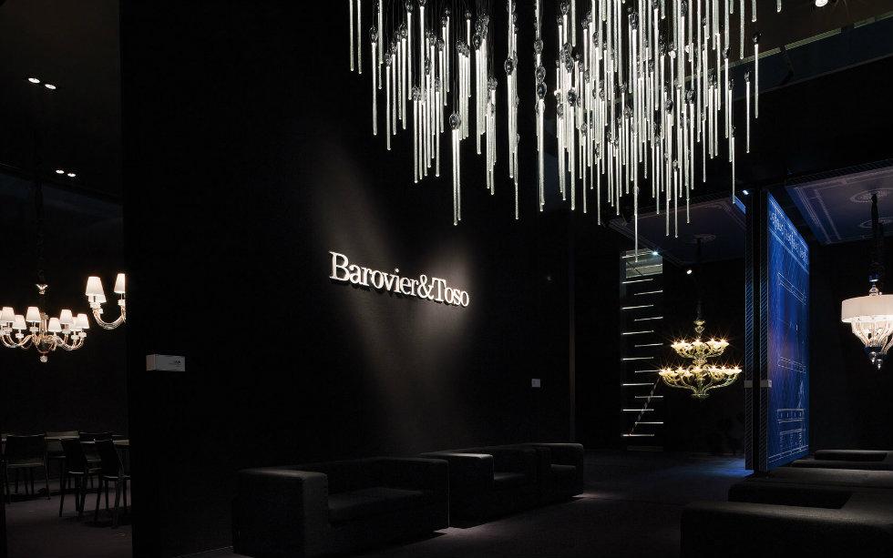 Barovier Toso milan design week 2014 Milan Design Week 2014 : 10 Hot lighting trends at Euroluce 2014 10 Hot lighting trends to see at Euroluce 2014 Barovier and Toso