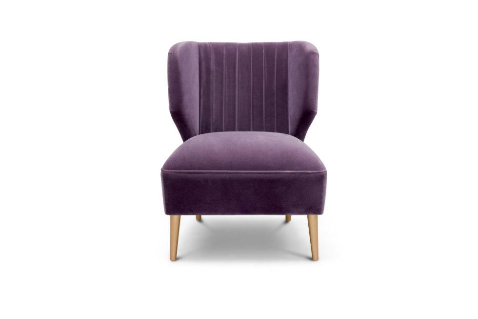 """BRABBU-Bakairi armchair design by Brabbu"" Radiant Orchid, isaloni 2014 trend? Radiant Orchid, isaloni 2014 trend? BRABBU Bakairi armchair design by Brabbu"