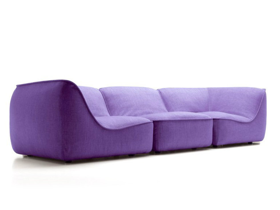"""""""Paola Lenti- Sofa design by Francesco Rota"""" Radiant Orchid, isaloni 2014 trend? Radiant Orchid, isaloni 2014 trend? Paola Lenti Sofa design by Francesco Rota"""