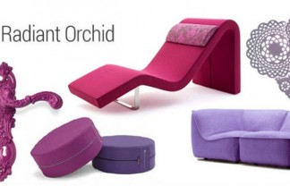 Radiant Orchid, isaloni 2014 trend?