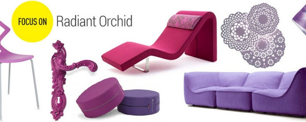 Radiant Orchid, isaloni 2014 trend? Radiant Orchid, isaloni 2014 trend? Radiant Orchid, isaloni 2014 trend? Radiant Orchid isaloni 2014 trend1 980x390
