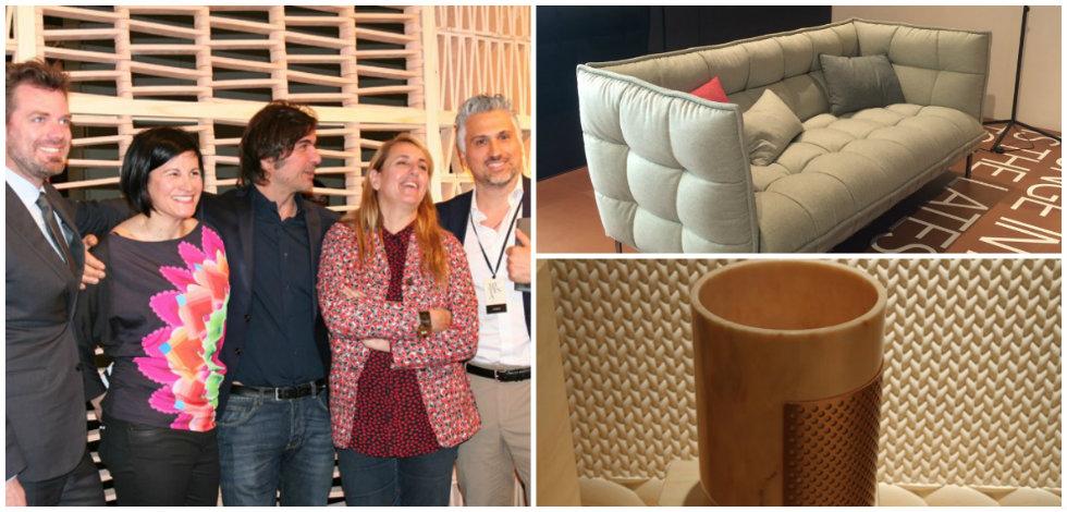 """Milan Design Week 2014 design Stories Patricia Urquiola"""