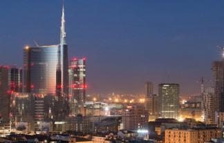 On the market: Stunning penthouse on top of Milan skyline