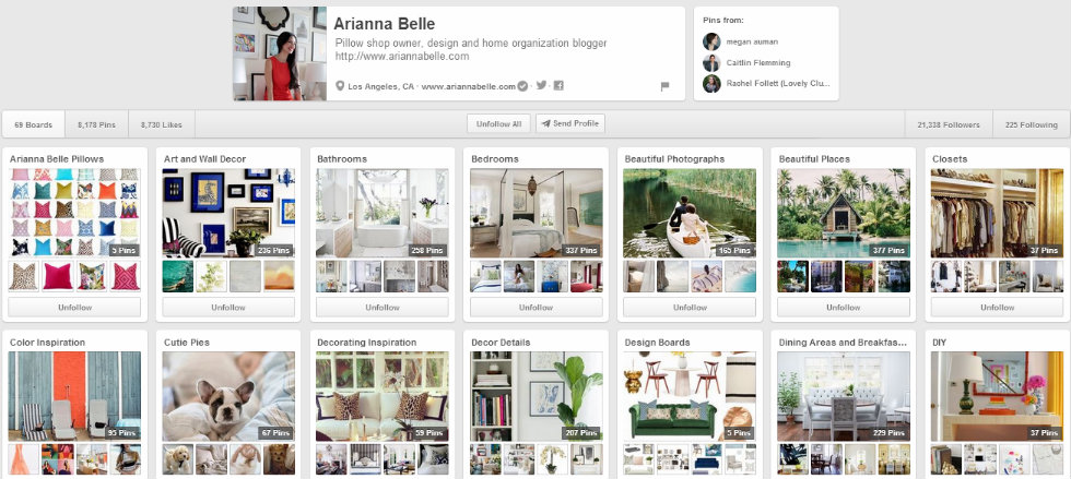 """""""Interior Decoration for your Milan Appartment 5 Pinterest boards to see-Arianna Belle"""""""