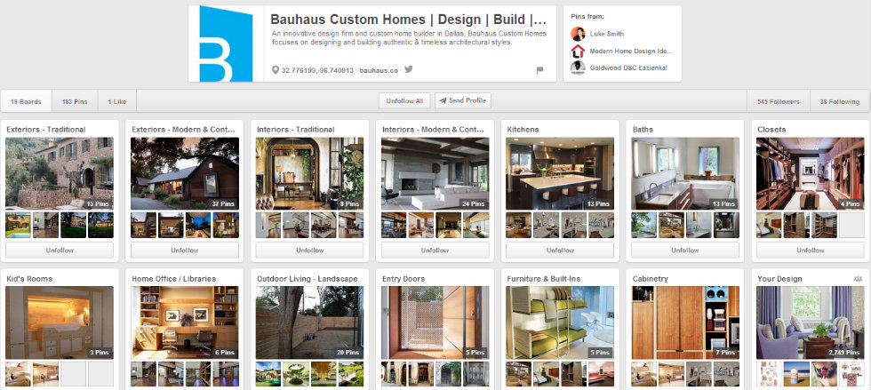 """""""Interior Decoration for your Milan Appartment 5 Pinterest boards to see-Bauhaus"""""""
