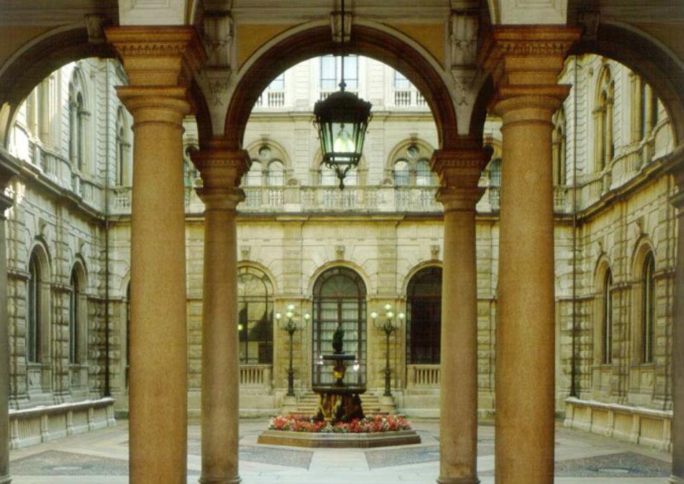 "Milan City Guide The Luxury Mandarin Oriental Hotel will open in 2015 !_Mandarin-Oriental-Milan-before-renovations"""