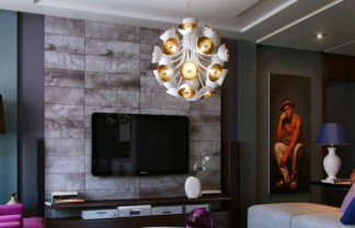 7 Contemporary Chandeliers that will make the difference in your Living Room