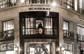 In Milan's luxury avenue heart: Burberry reopened at Via Montenapoleone