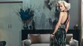 """The most beautiful Fall 2014 ready to wear Roberto Cavalli dresses (1)"""