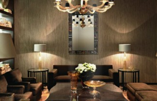 """""""How to beautify your Living Room with Donghia Fabric"""""""