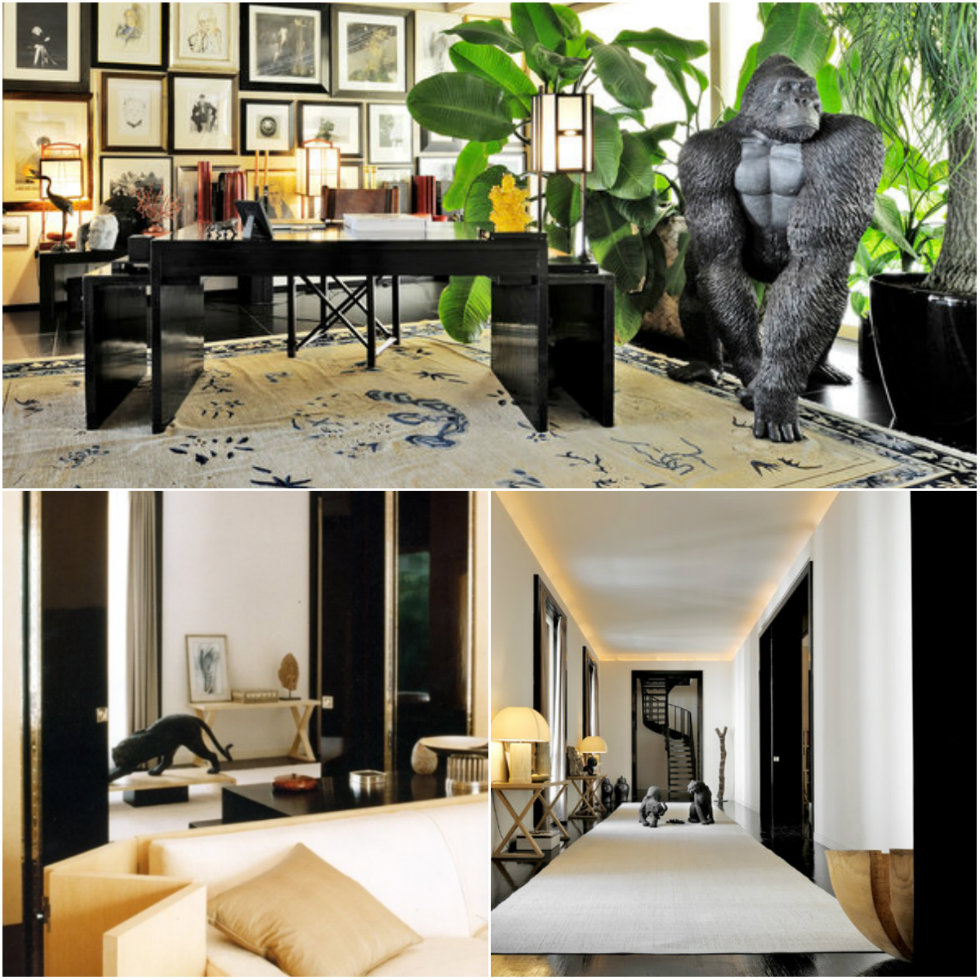 armani home interiors inside giorgio armani s milan home inspiring fashion 10180