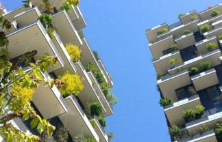 Milan Architecture: Vertical Forest luxury residential towers is now completed