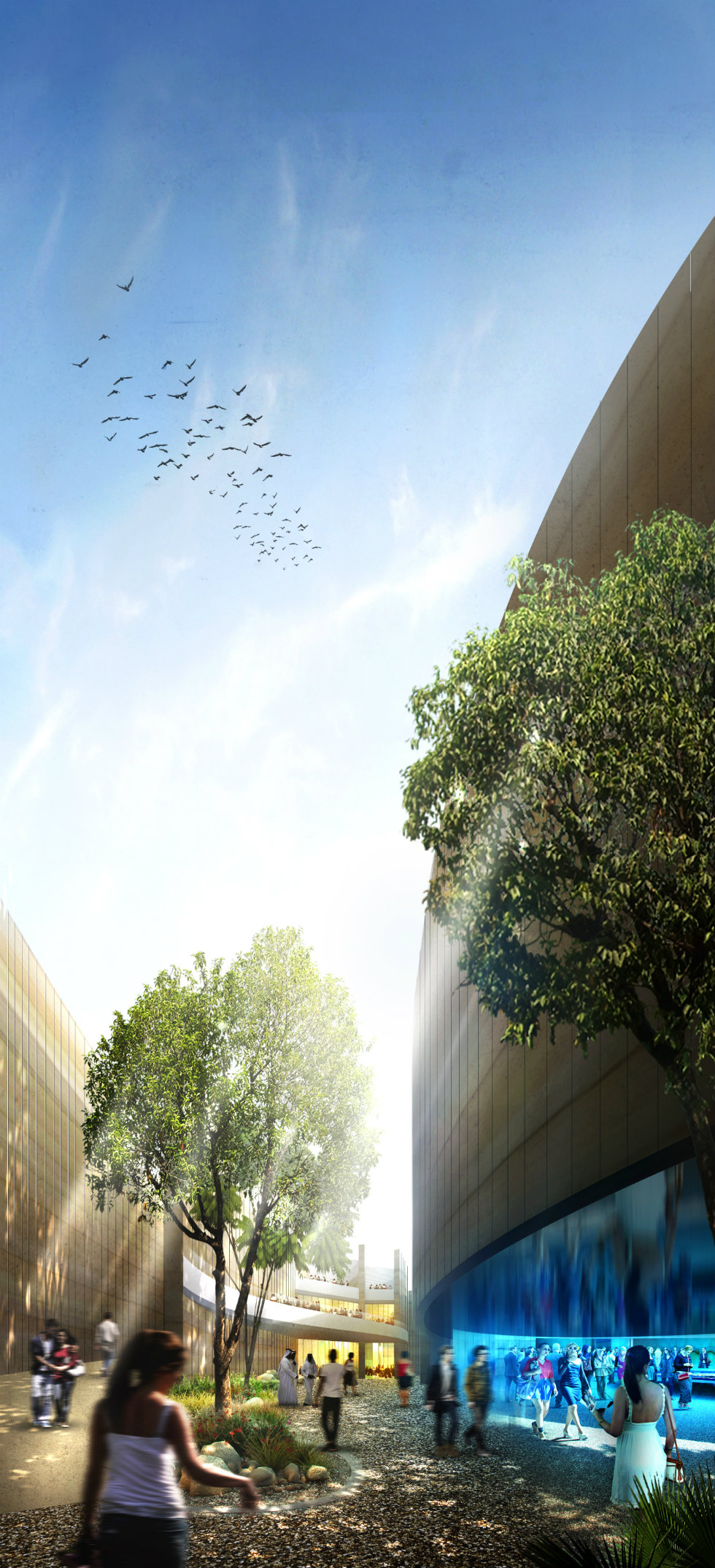 """Milan Expo 2015 Foster and Partners designs UAE Pavillion"""""""