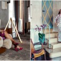 """Milan House Interior Design tour Nina Yashar, an unusual modernism"""