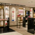 """Fendi Milan Boutique at La Rinascente a newly renovated corner store (1)"""
