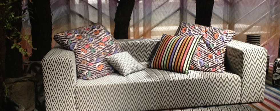 Missoni Home highlights at Maison et Objet Paris 2015