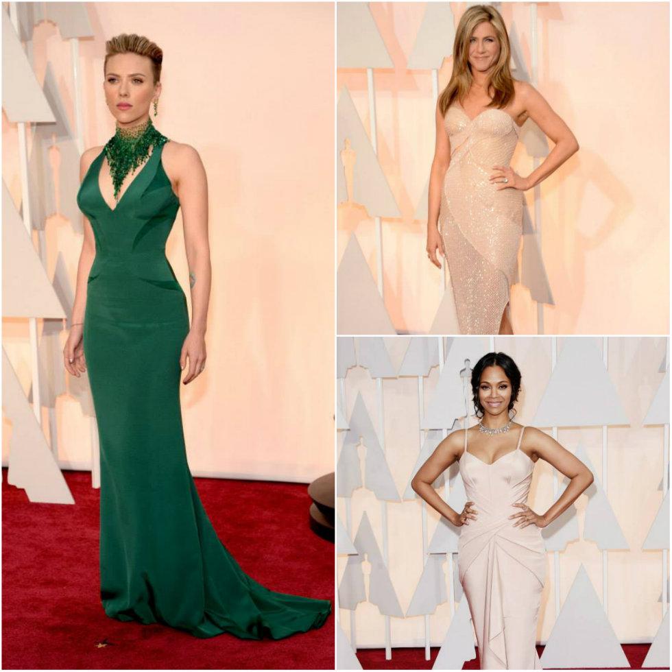 Milan Fashion Week 2015 Schedule don't miss a bit of Spring season-Oscars 2015 red carpet dresses in Versace
