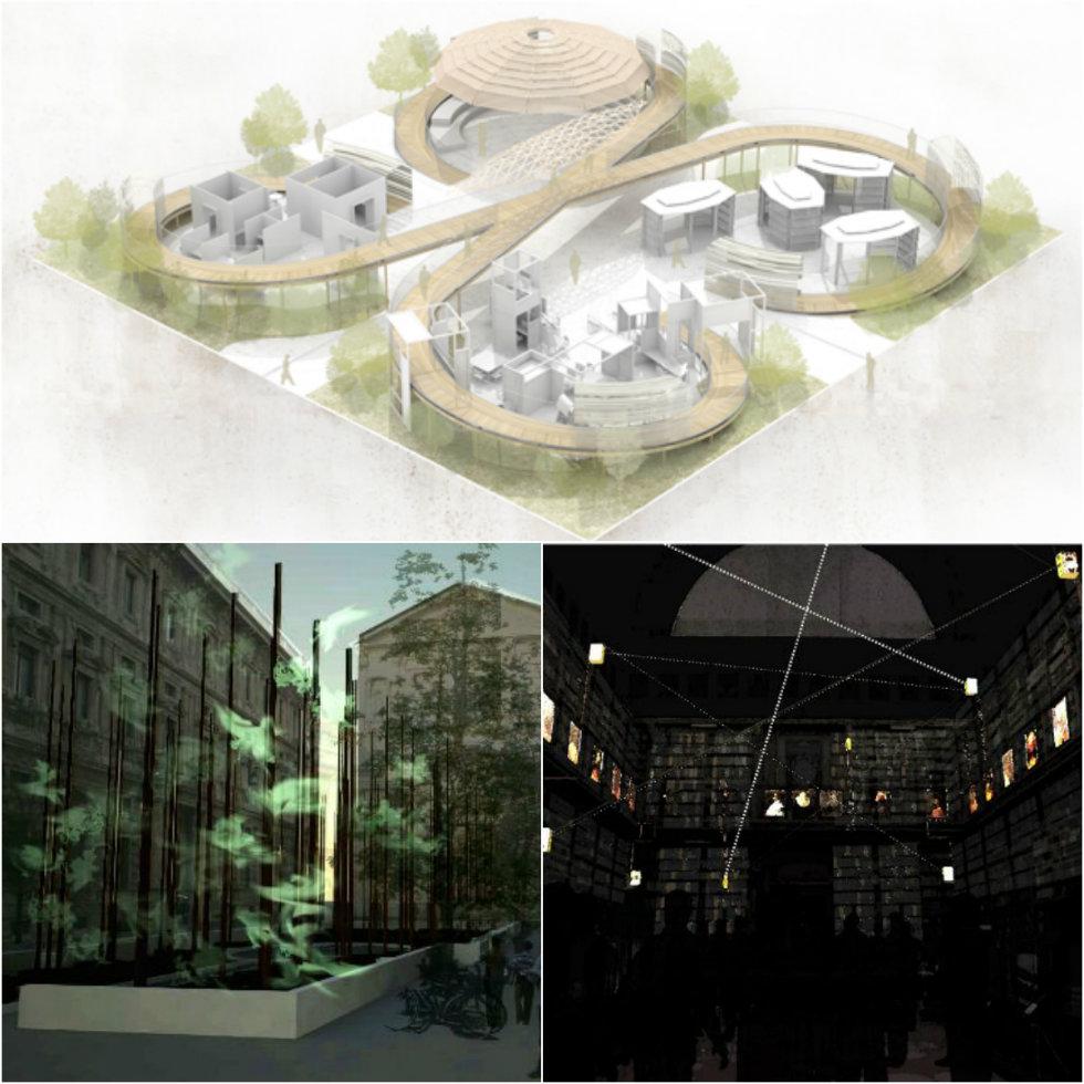 Milan Design Week 2015 News Favilla. To every light a voice