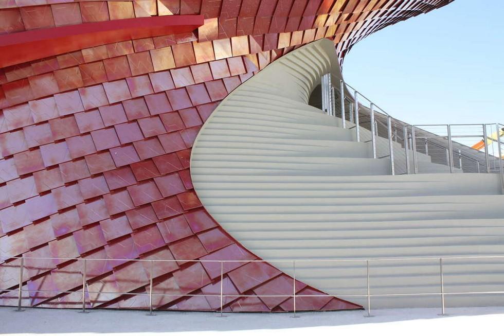 Expo 2015 Milan Pavillions Daniel Libeskind unveils VANKE pavillion (1) Expo 2015 Milan Pavillions: Daniel Libeskind unveils VANKE pavillion Expo 2015 Milan Pavillions: Daniel Libeskind unveils VANKE pavillion Expo 2015 Milan Pavillions Daniel Libeskind unveils VANKE pavillion 1