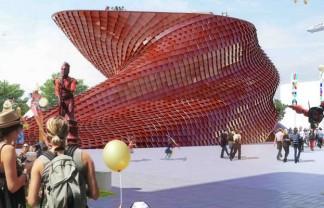 Expo 2015 Milan Pavillions: Daniel Libeskind unveils VANKE pavillion