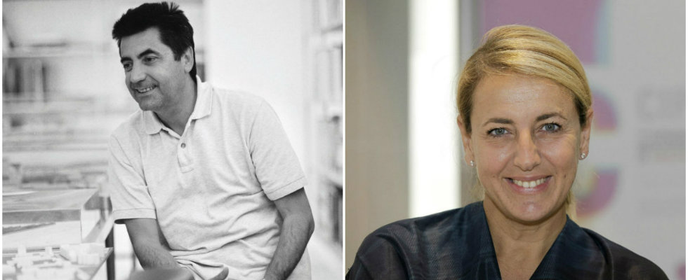 Milan Design Week 2015 Patricia Urquiola and Antonio Citterio create new B&B Italia outdoor collection