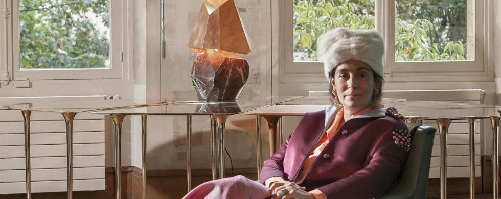 Nina Yashar inaugurates new Nilufar showroom at Milan Design Week 2015