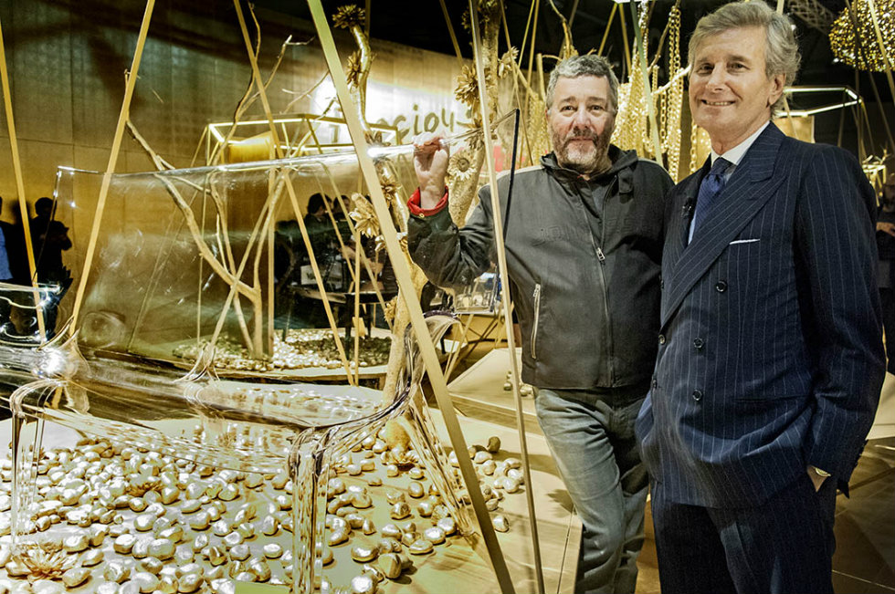 iSaloni 2015 preview Kartell, a new Home Decor concept-Aunts collection by Philippe Starck