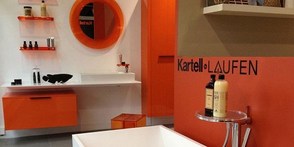 Kartell by Laufen in Milan Kartell by Laufen in Milan Kartell by Laufen in Milan kartell by laufen 3