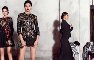 Dolce & Gabbana Best Fashion Editorials of  2015