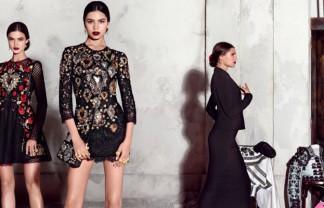 Dolce & Gabbana Best Fashion Editorials of  2015