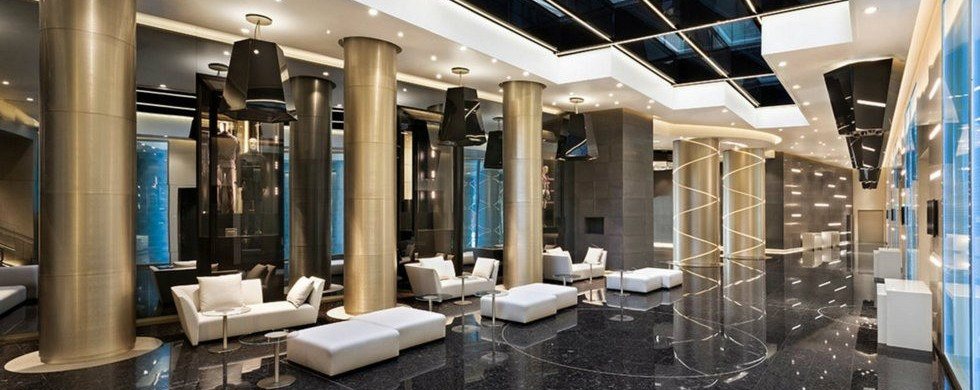 Places to go in Milan by Marco Piva Milan City Guide: Inside Milan's reopened Excelsior Hotel Galia Milan City Guide: Inside Milan's reopened Excelsior Hotel Galia Milan City Guide Inside Milans reopened Excelsior Hotel Galia Foyer Galleria Gallia Jan15 2 980x390