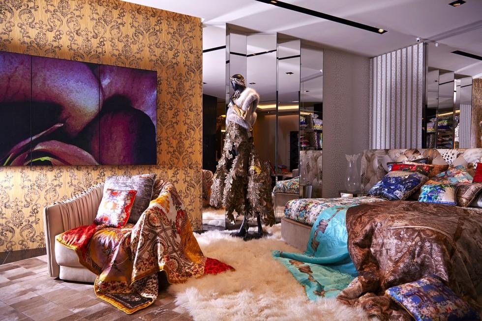 Milan Design Week 2015 Furniture Is The New Fashion Versace Home Fashion  Interiors Milan Design