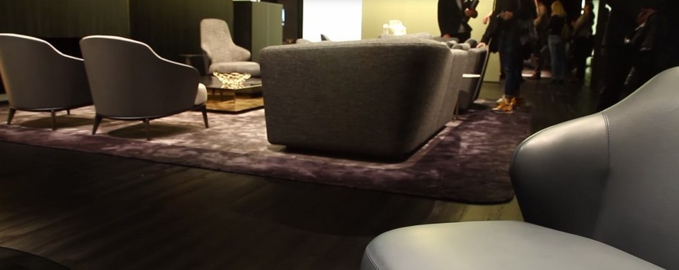 Milan Furniture Fair 2015: living room furniture ideas to have in mind