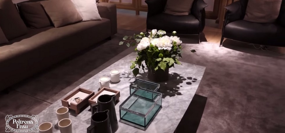 Milan Furniture Fair 2015 5 living room furniture ideas to have in mind-Poltrona Frau home furniture collection at isaloni 2015 (4)