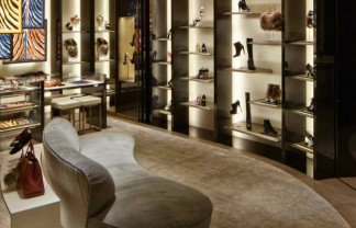 Milan city guide: magic behind FENDI store at Via Montenapoleone