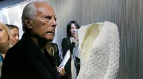 Armani Silos-Celebration of 40 years of the famous fashion designer (3)